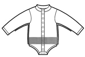 CAD playskin with straps